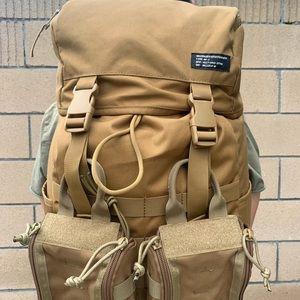 Nike AF1 Air Force 1 One Backpack Medium